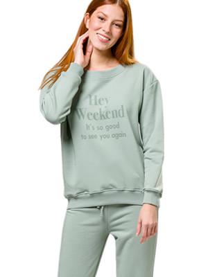 Φόρμα Homewear Γυναικεία HARMONY - Extra Ζεστή & Απαλή - Χειμώνας 2021/22