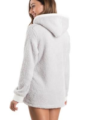 Ρόμπα Πολυτελείας HARMONY Γούνινη Fleece - Extra Ζεστή - Χειμώνας 2019/20