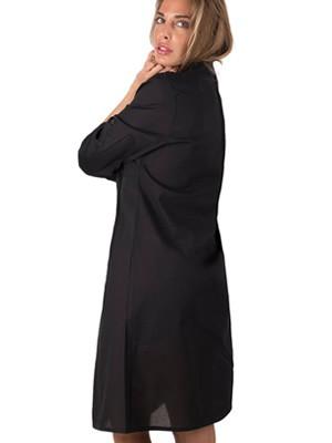 Φόρεμα - Καφτάνι Harmony - Αέρινο Βαμβακερό Ύφασμα - Σχέδιο Κέντημα