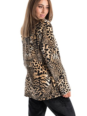 Πυτζάμα Πολυτελείας KARE - Ζεστό  Fleece - Animal Σχέδιο - Smart Pick 19/20