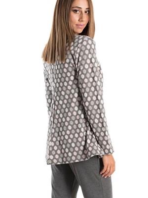 Πυτζάμα KARE - Γεμάτο Βαμβάκι - Πλεχτό Look - Fleece Επένδυση - Smart Pick 19/20