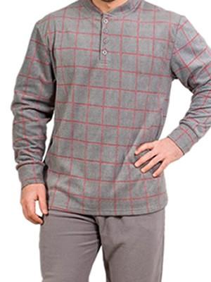 Ανδρική Πυτζάμα- Φόρμα Karelpiu - Ζεστό & Απαλό Fleece
