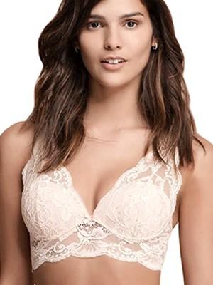 Σουτιέν LORMAR Push Up Lace Bralette - Διπλή Ενίσχυση