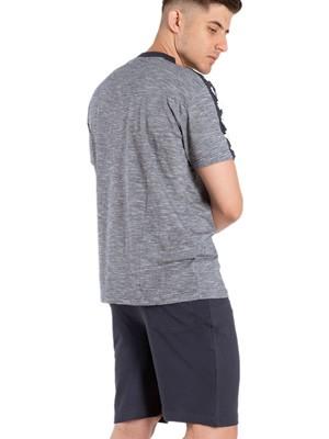 Ανδρική Πυτζάμα Homewear LOTTO - 100% Βαμβακερή