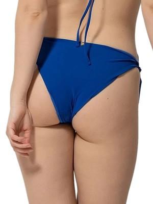 Μαγιό LUNA Bikini Κανονικό Κοφτό Blue Sense - Χωρίς Ραφές - Καλοκαίρι 2020