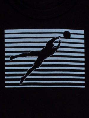 Παιδικό Εφηβικό T-shirt MINERVA Soccer - 100% Βαμβάκι - Χειμώνας 2020/21