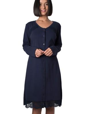 Γυναικείο Νυχτικό Minerva Jersey - Απαλό Βαμβάκι - Νέα Μαμά - Hot Pick 18-19