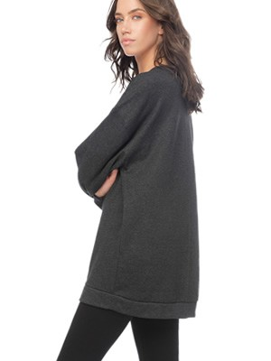 Πυτζάμα Γυναικεία MINERVA Bunny - Μπλούζα Φούτερ Ζεστή - Κολάν Παντελόνι - Smart Choice FW20/21