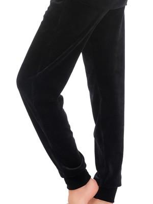 παντελόνι βελούδινο minerva 51629-045 μπροστά