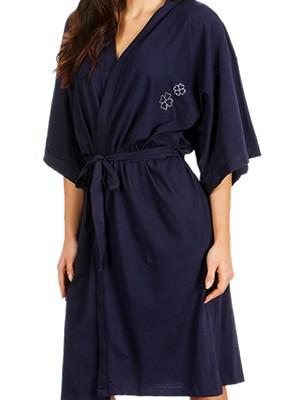 Γυναικεία Ρόμπα MINERVA Jersey - Βαμβακερή Αέρινη - Καλοκαίρι 2019