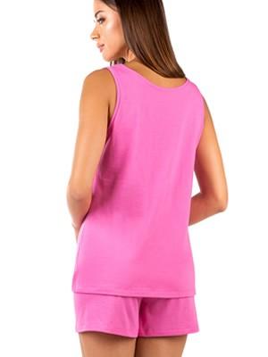 Πυτζάμα Γυναικεία MINERVA LAZY DAY - 100% Βαμβακερή - Smart Choice SS21