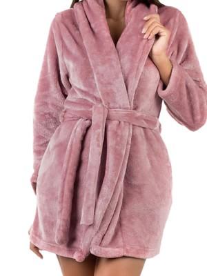 Ρόμπα Γυναικεία MINERVA - Ζεστό & Απαλό Fleece - Χειμώνας 2020/21