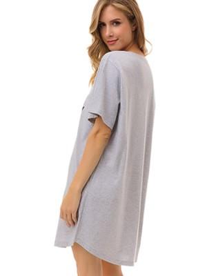 Γυναικείο T-Shirt Dress MINERVA FREDDO TIME -100% Βαμβακερό - Καλοκαίρι 2021
