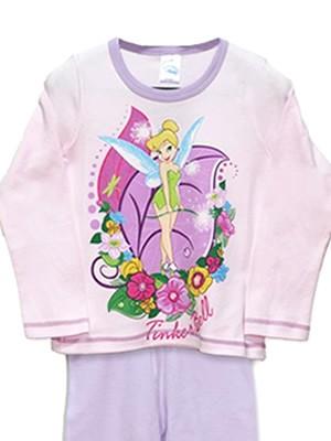 Παιδική Πυτζάμα Minerva Disney TINKERBELL - 100% Aγνό Bαμβάκι - HP18/19