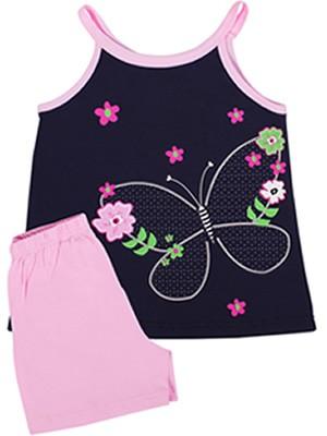 Παιδική Πυτζάμα MINERVA Butterfly - 100% Αγνό Βαμβάκι - Smart Pick SS20