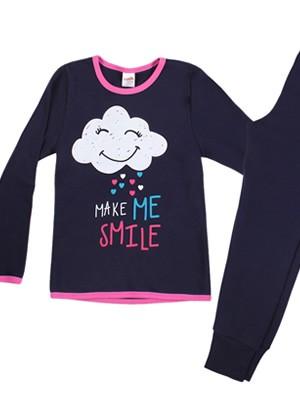 Παιδική Πυτζάμα MINERVA Smile  - 100% Αγνό Βαμβάκι Interlock - Χειμώνας 2019/20