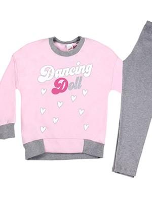 Παιδική Πυτζάμα MINERVA Dancing Mood - Sport Μπλούζα - Κολάν Παντελόνι - Smart Choice FW20/21