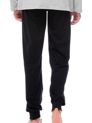 MINERVA Ανδρικό Παντελόνι Homewear - 100% Βαμβάκι Interlock - Χειμώνας 2019/20