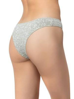 MINERVA Slip Bikini Χαμηλό 814 - Απαλό Modal - 2 Τεμάχια - Καλοκαίρι 2020