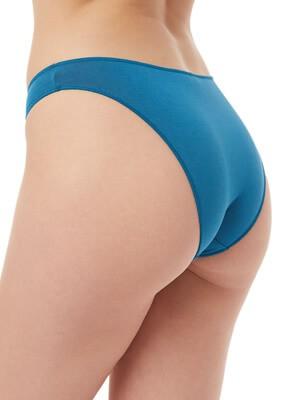 MINERVA Slip Bikini Χαμηλό 856 - Απαλό Modal - 2 Τεμάχια - Χειμώνας 2021/22