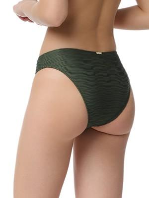 Μαγιό MINERVA Athina Bikini Κανονικό Φαρδύ - Ανάγλυφο Σχέδιο - Καλοκαίρι 2021
