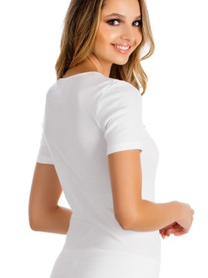 Γυναικεία Φανέλα Minerva Classic - Smart Pack 2 Τεμ - 100% Αγνό Βαμβάκι