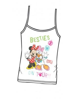 Παιδική Φανέλα  Μινέρβα Disney Minnie-Daisy  με Λεπτή Τιράντα - για κορίτσι