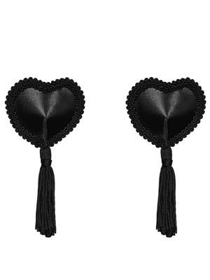 Obsessive TASSEL Nipple Covers - Αξεσουάρ θηλών Σχήμα Καρδιάς