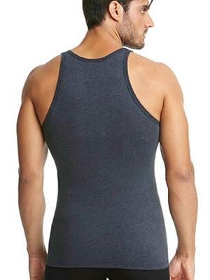 Palco Basic Αντρική Βαμβακερή Ελαστική Φανέλα με τιράντα - Sport Look