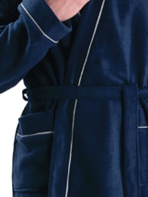 Ανδρική Ρόμπα RELAX - Ζεστό & Απαλό Fleece -Χειμώνας 2021/22