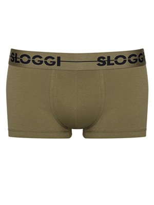 SLOGGI Men Go H Hipster M009 - Αγνό Βαμβάκι - Πακέτο με 2