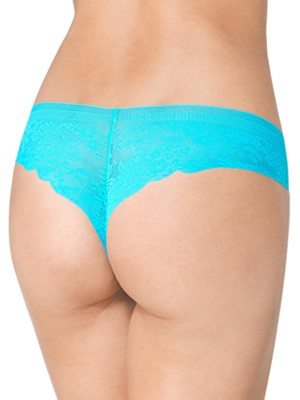 SLOGGI Zero Lace H Hipstring 1389 - Αόρατο Χωρίς Ραφές με Δαντέλα - Hot Pick SS19