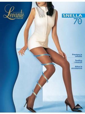 Levante Καλσόν SNELLA 70den - Καλσόν Σταδιακής Συμπίεσης των Μυών  - Ιδανικό για φλεβίτιδα & ορθοστασία