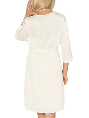 Νυφικό Κιμονό TRIUMPH Bridal - Απαλό Σατέν - Elegant Δαντέλα - Καλοκαίρι 2020