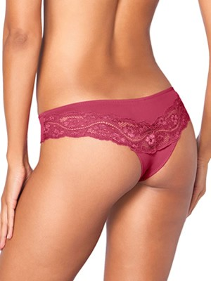 TRIUMPH Lovely Micro Brazilian String - Διακόσμηση Δαντέλας - Καλοκαίρι 2019