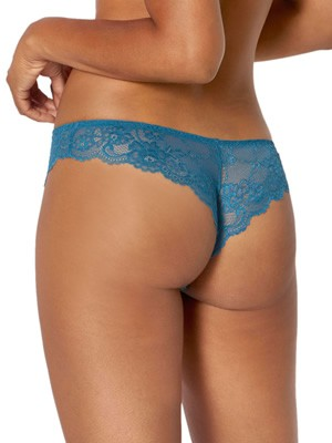 TRIUMPH Tempting Lace Brazilian String 00UD - Ελαστική Floral Δαντέλα - Καλοκαίρι 2020