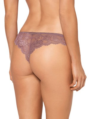 TRIUMPH Tempting Lace Brazilian String 3900 - Ελαστική Floral Δαντέλα - Smart Choice SS20