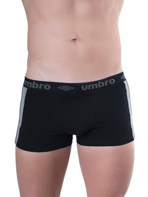 Ανδρικά Boxer Umbro - Ελαστικό Βαμβάκι - Sport Style- - 3 Τεμάχια - Καλοκαίρι 2019