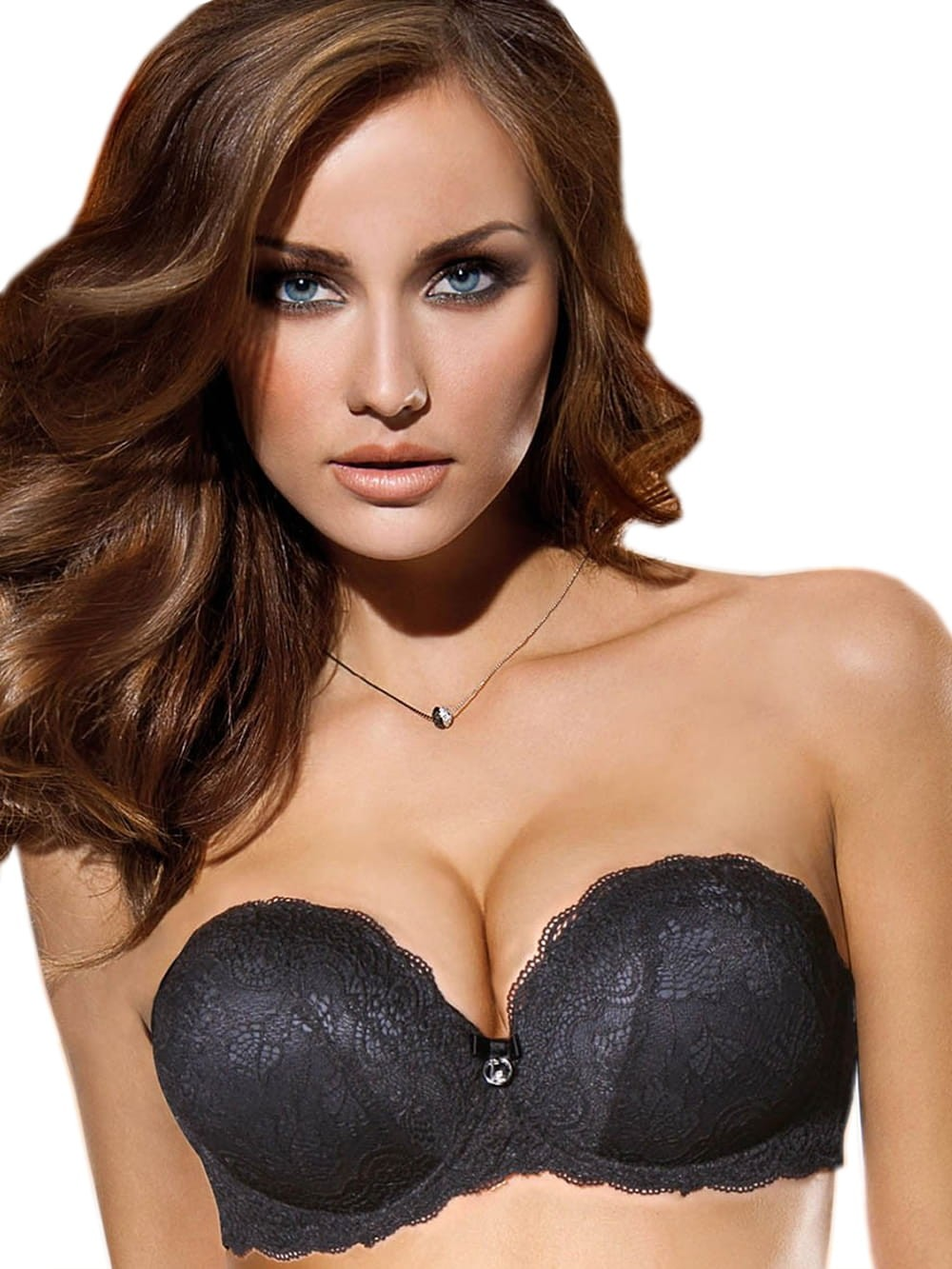 Super Push Up Strapless