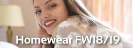 Homewear Πυτζάμες Χειμώνας 2018-19