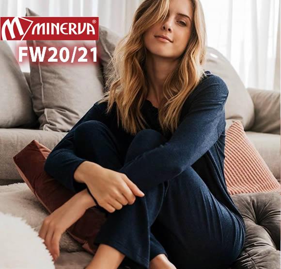 MINERVA ΕΣΩΡΟΥΧΑ ΠΥΤΖΑΜΕΣ FW20/21